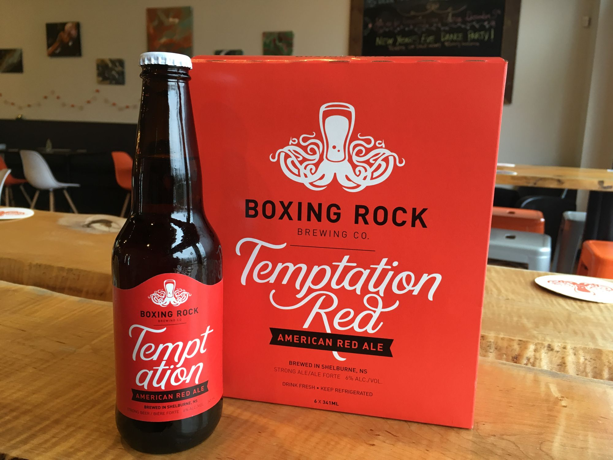 Boxing Rock Brewing: How Holly Cole Inspired A Hit Beer